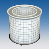 Avionics (E/E) Cooling Filters product photo