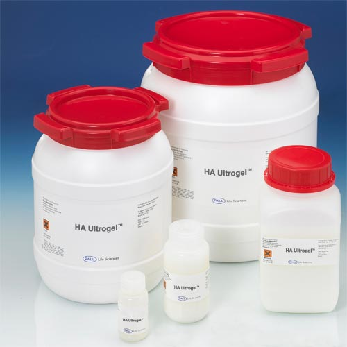 HA Ultrogel® Hydroxyapatite Chromatography Sorbent product photo