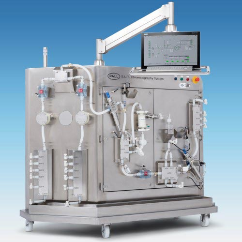Allegro™ Fully Automated, Single-Use Chromatography System product photo