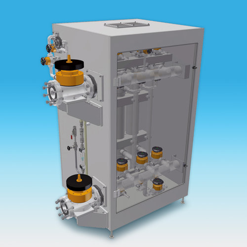 Ultra Clean Water Filtration Skid product photo